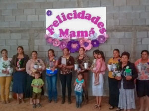Mother's Day Celebration in Natahuachi