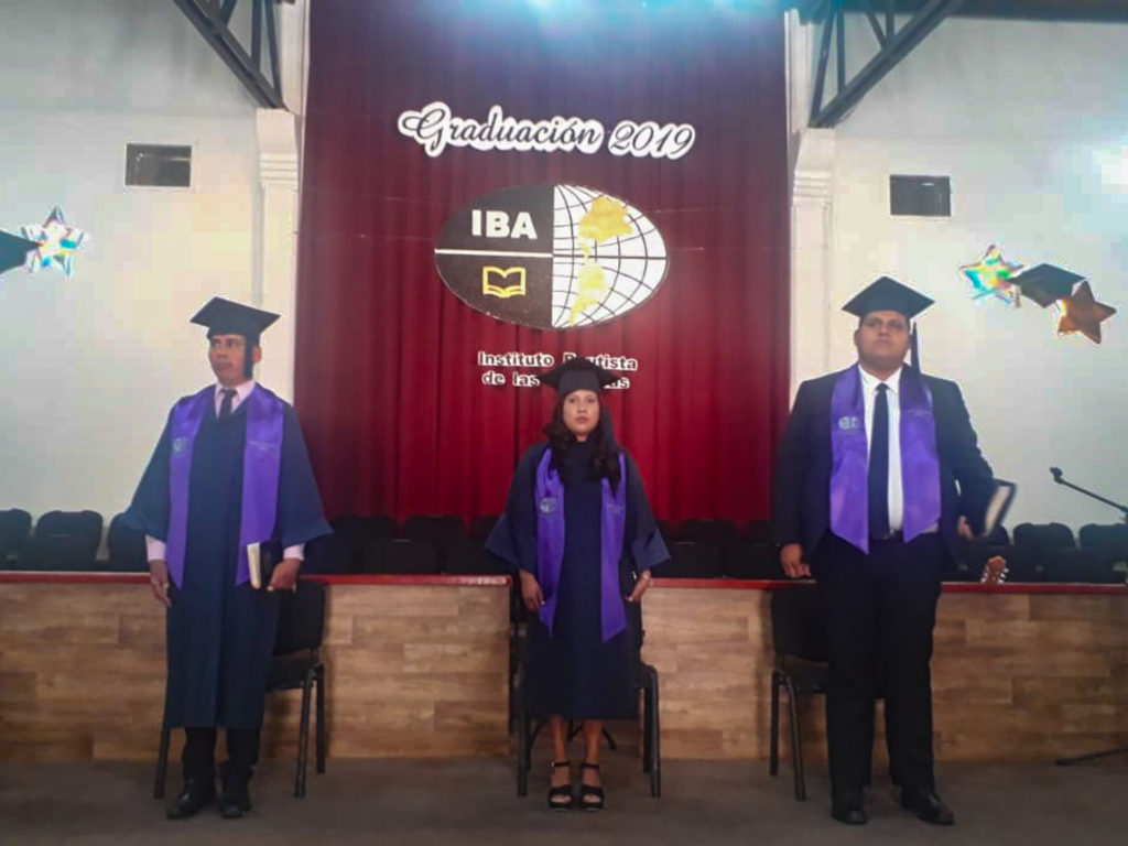 2019 Bible Institute Graduation