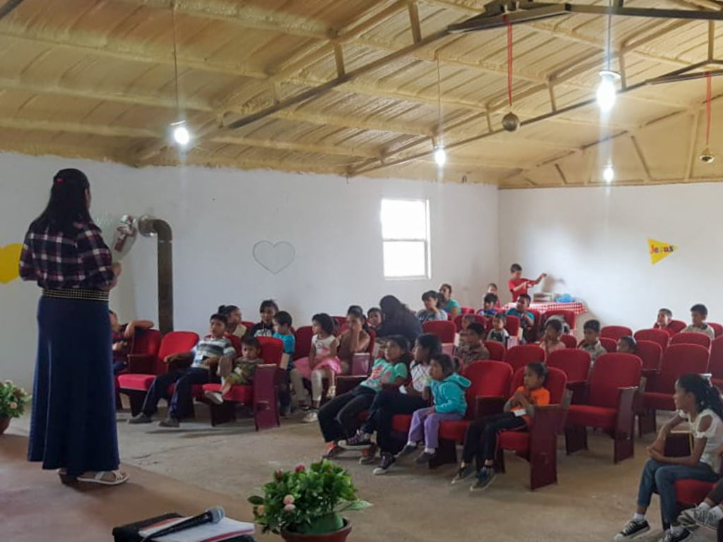 Daily Vacation Bible School - La Junta
