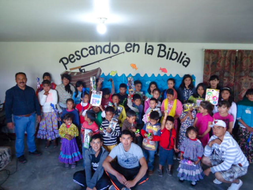 Daily Vacation Bible School - Panalachi