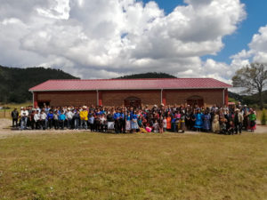 8th Anniversary and Church Dedication in Panalachi