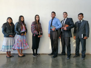 Bible Institute Students