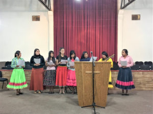 GVBC Young Ladies Music Program