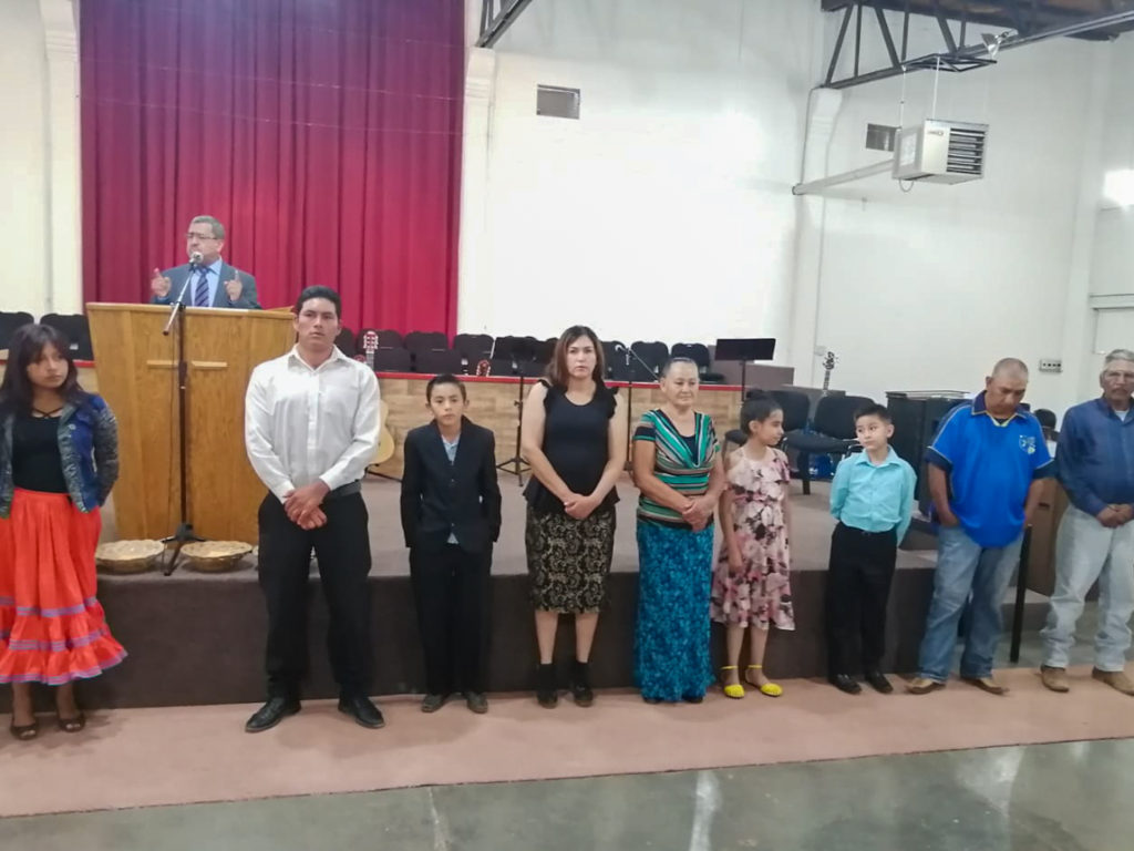 Baptized Christians in the GVBC