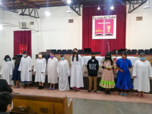 Baptisms in the GVBC