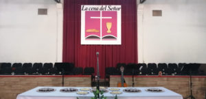 The Lords Supper in the GVBC