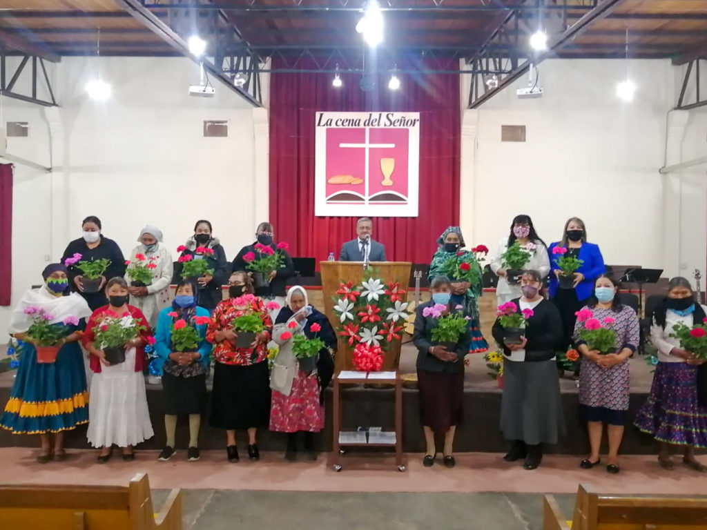 Mother's Day at the GVBC